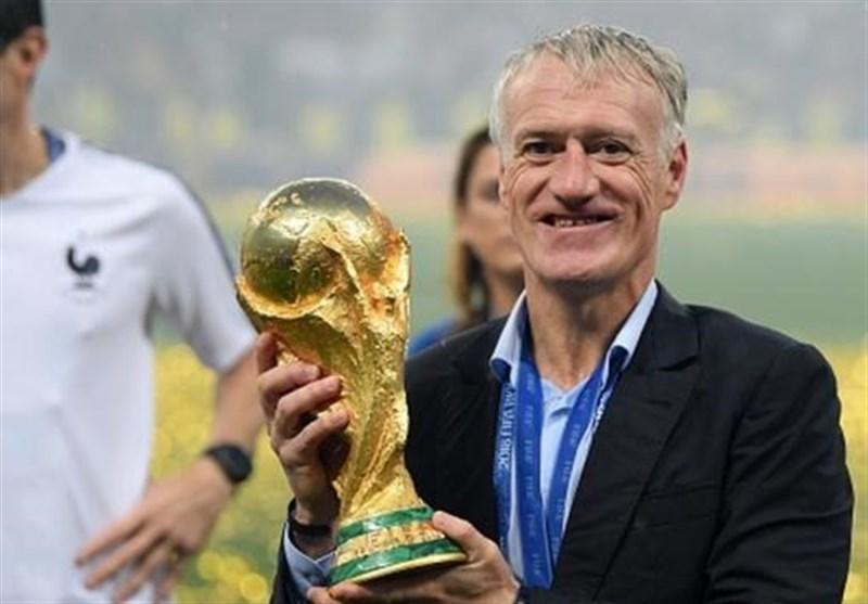 دیدیه دشام بهترین مربی ملی فوتبال سال 2018 دنیا، کارلوس کی روش در رده یازدهم