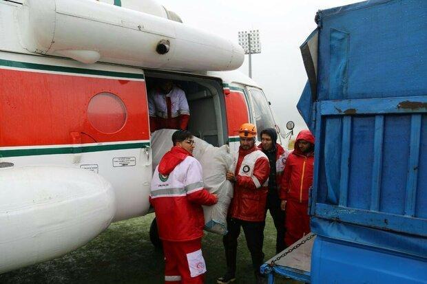 امدادرسانی به بیش از 4800 حادثه دیده در سیلاب گلستان