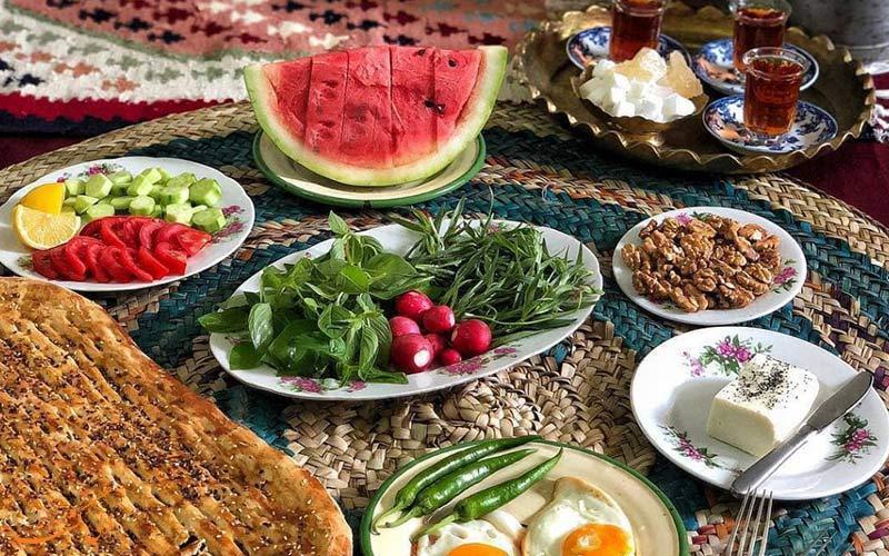 آخر هفته برای صرف صبحانه در تهران به این مکان ها بروید!