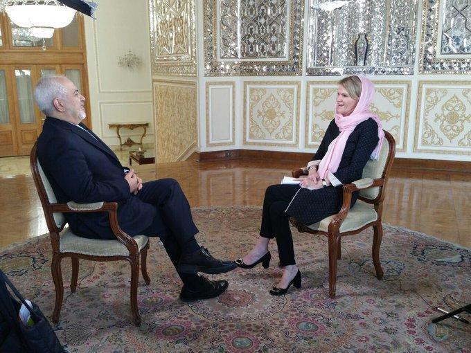 ظریف: ایران مرعوب تحریم ها برای توافق جدید هسته ای نمی گردد