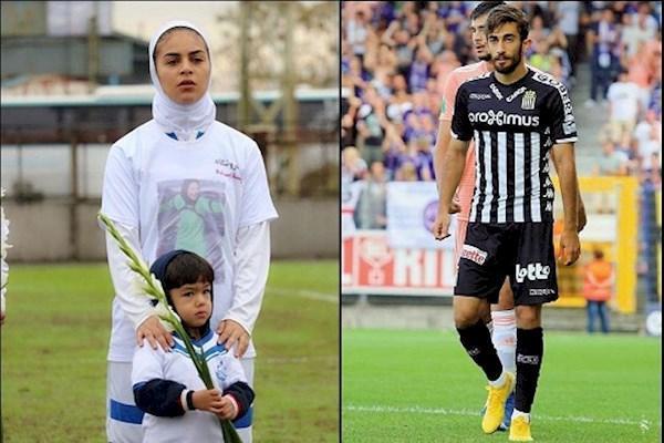 ازدواج فوتبالی لژیونر ایرانی