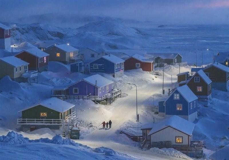 نخست وزیر دانمارک: ایده ترامپ برای خرید جزیره گرینلند مضحک است