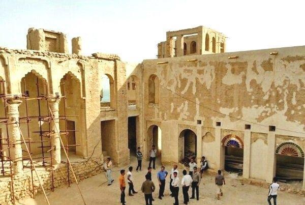 مطالعات برای مرمت نهایی 5 بنای تاریخی شاخص در بوشهر کلید خورد