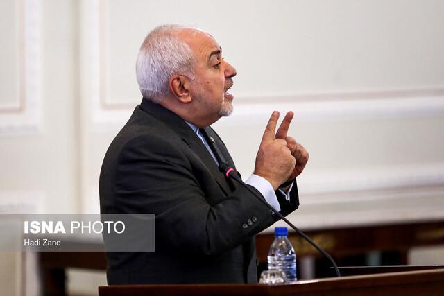 ظریف: ایران تمایلی به مذاکره با آمریکا درباره توافق هسته ای ندارد