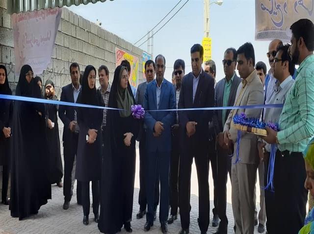 مرکز آموزش، فراوری و اشتغال صنایع دستی در برنطین هرمزگان افتتاح شد