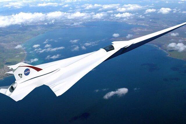 راه اندازی یک میکروفون 48 کیلومتری برای آزمایش هواپیمای مافوق صوت