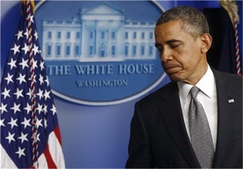اوباما درپی تعطیلی دولت سفر خود به کشورهای شرق آسیا را لغو کرد