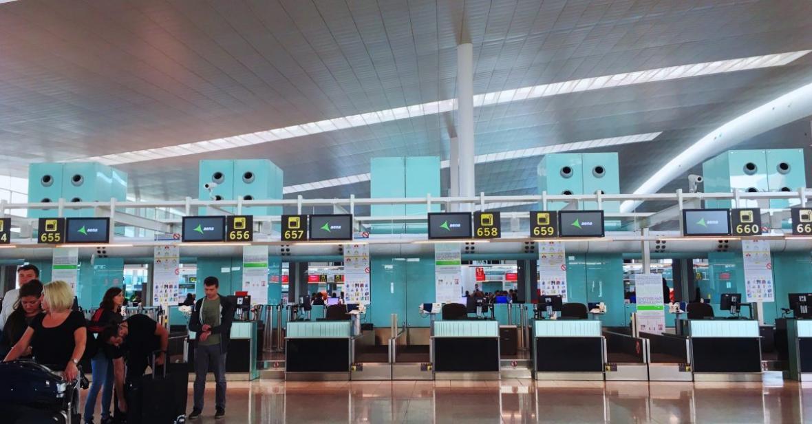 آلوده ترین مکان فرودگاه