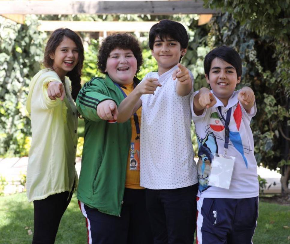بازیگران نوجوان پروژه سبز سفید قرمز لطیفی تعیین شدند