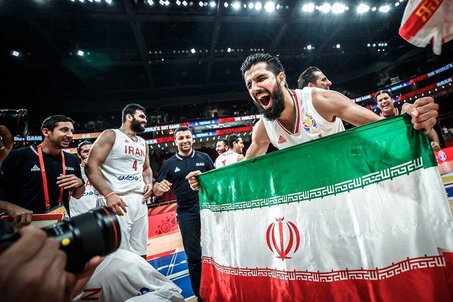 رنکینگ فیبا ، صعود 5 پله ای تیم ملی بسکتبال ایران