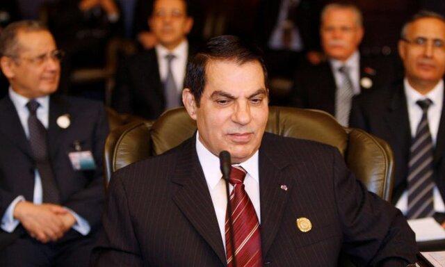 دیکتاتور تونس در قبرستان بقیع دفن شد