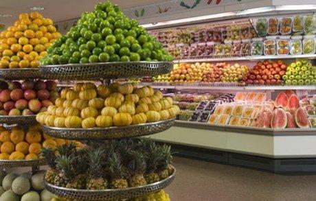 میوه ارزان در میدان مرکزی و گران در مغازه