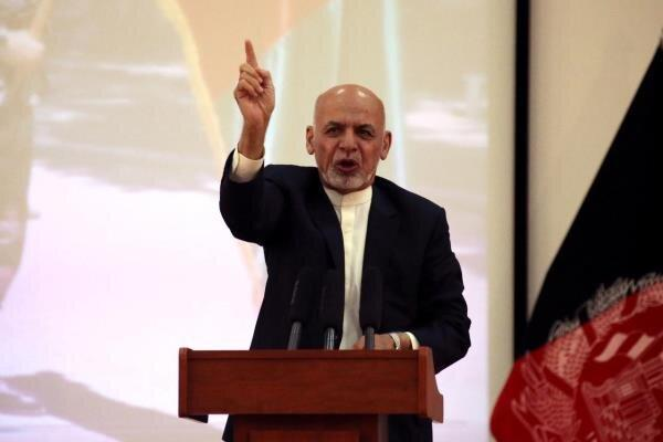 اشرف غنی هم مدعی پیروزی در انتخابات ریاست جمهوری افغانستان شد