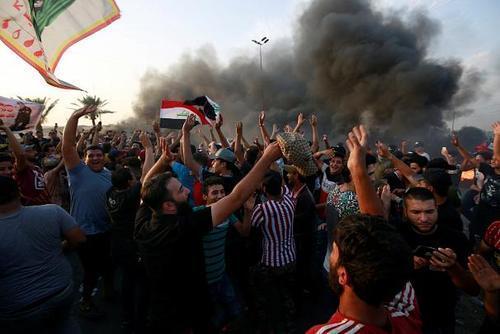 19 کشته در اعتراضات عراق (