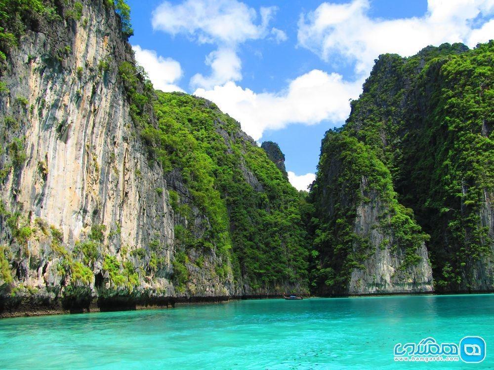 در تایلند به این سواحل بروید ، لذت شنا در آبهای زلال