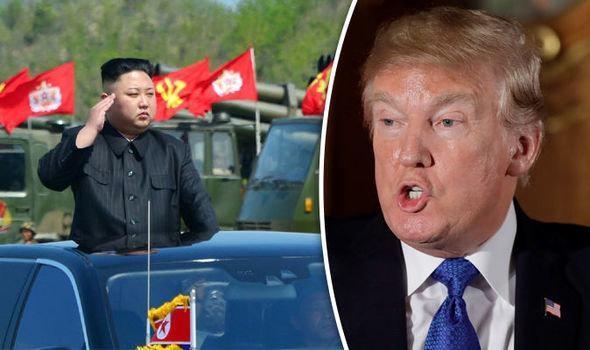 ترامپ: به رغم آزمایش موشکی، با کره شمالی مذاکره می کنیم