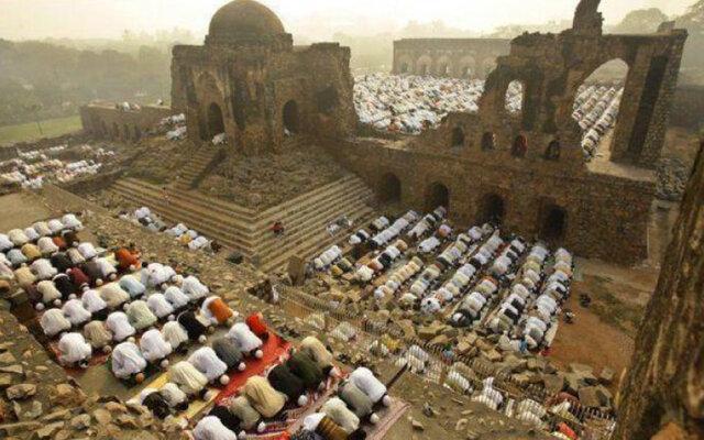 دیوان عالی هند بر سر مسجد بابری به نفع هندوها رای داد