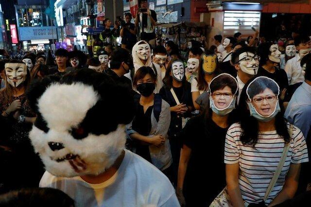 معترضان هنگ کنگی پس از اعترضات هالووین دوباره به خیابان ها می آیند