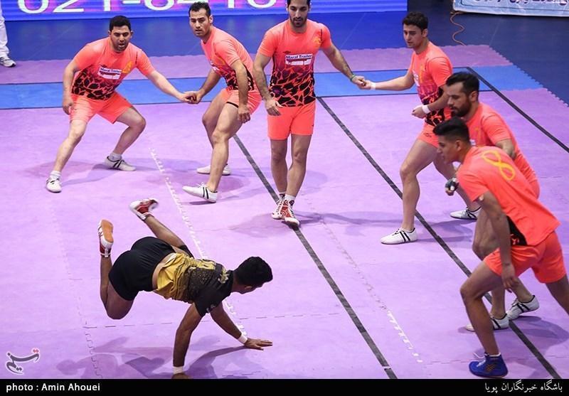 قهرمانی کبدی کاران ایرانی در فصل هفتم پروکبدی هند، اتراچالی به عنوان بهترین مدافع دنیا انتخاب شد