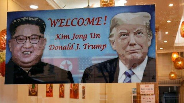 تدابیر امنیتی شدید در هانوی قبل از دیدار سران آمریکا و کره شمالی ، ترامپ فردا وارد ویتنام می گردد