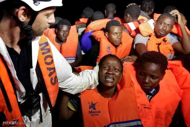 ورود پناهجویان به ایتالیا افزایش پیدا نموده است