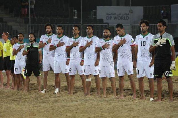 امشب مصاف ساحلی بازان ایران برابر ایتالیا