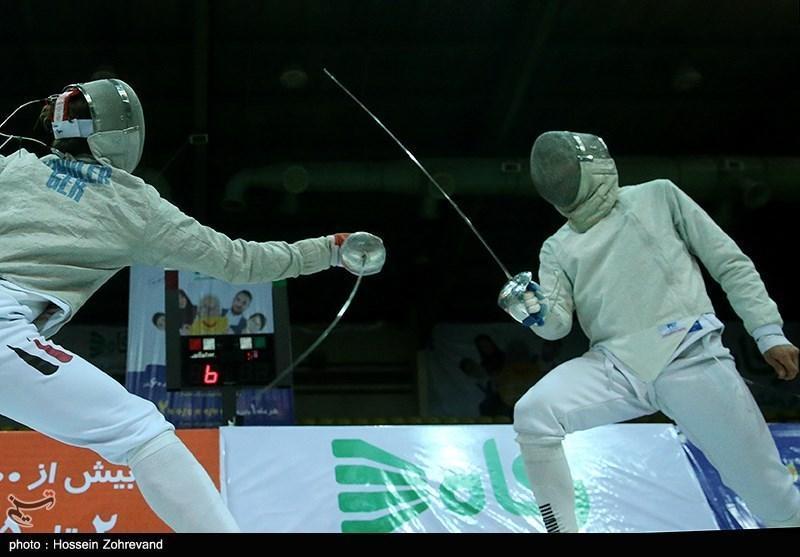 ترکیب نهایی شمشیربازان اعزامی به بازی های آسیایی معین شد