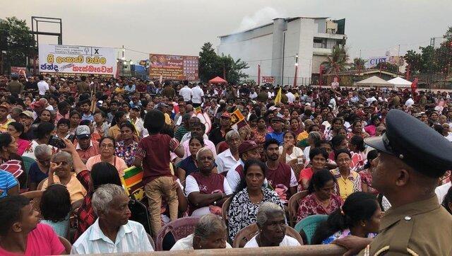 شروع انتخابات ریاست جمهوری در سریلانکا