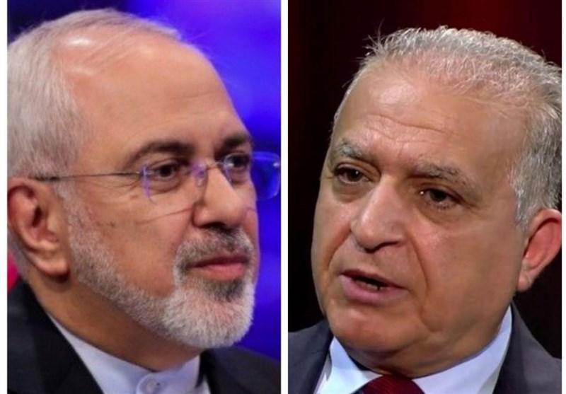عذرخواهی وزیر خارجه عراق بابت حمله اغتشاشگران به سرکنسولگری ایران در نجف