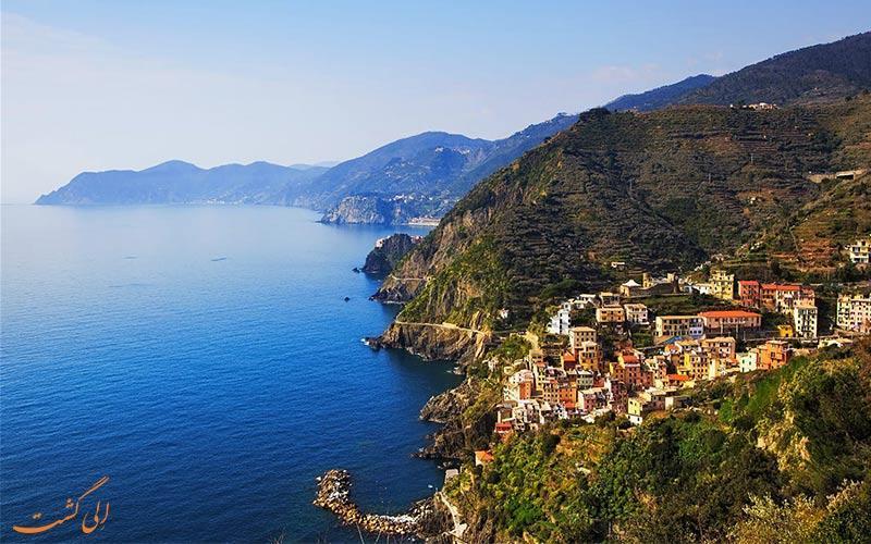 سینکو تره ایتالیا؛ جاذبه گردشگری یا تابلوی نقاشی؟!!!
