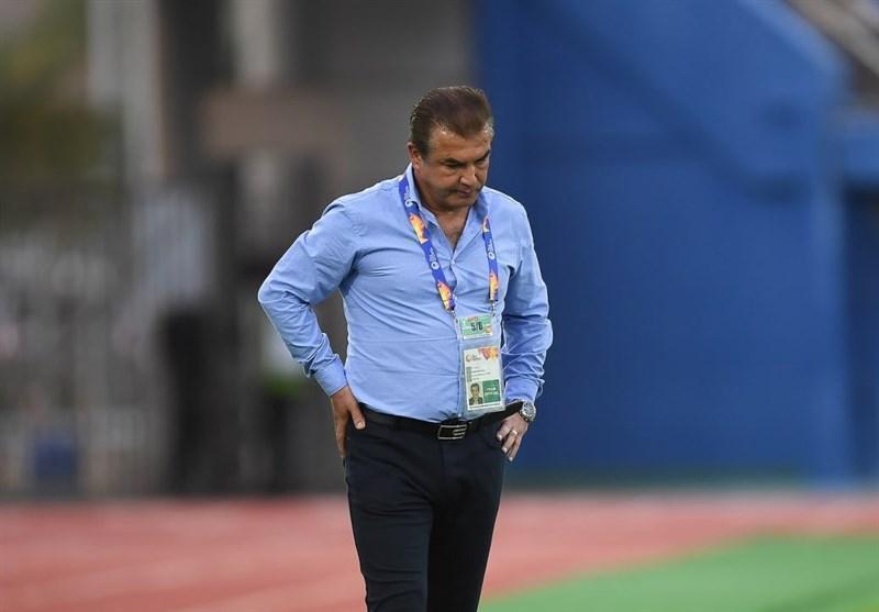 استیلی: از مردم ایران عذر خواهی می کنم، باید با تعداد گل بالا چین را شکست می دادیم، امیدوارم این تیم امید حفظ گردد