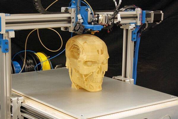 پرینترهای سه بعدی بومی رقیب نمونه های اروپایی شد