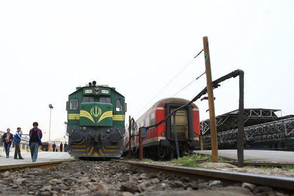 راه بی رونق آهنی در کرمانشاه