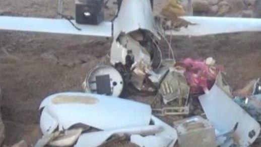 سرنگونی سومین پهپاد سعودی در 24 ساعت اخیر