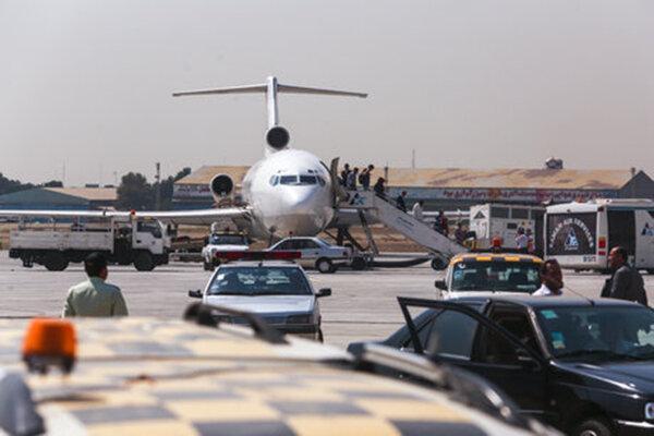 لغو پروازهای همدان ، صدمات جبران ناپذیر به صنعت گردشگری نیمه جان استان