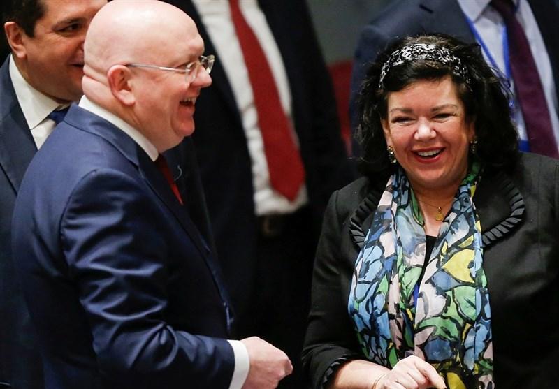 درگیری لفظی دوباره نمایندگان روسیه و انگلیس در شورای امنیت