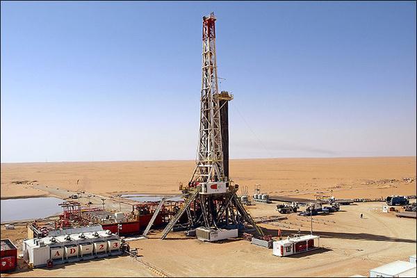 حفاری 132 هزار متر چاه نفت و گاز در سال 98
