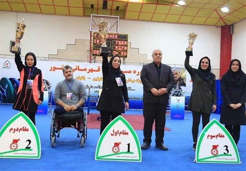 تمجید کمیته جهانی پاراوزنه برداری از برگزاری اولین دوره مسابقات بانوان در ایران