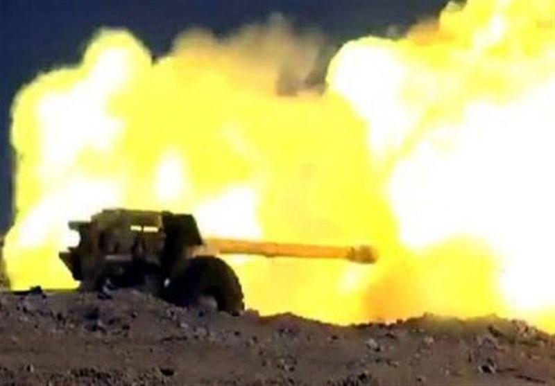 سوریه، موفقیت ارتش در دفع حمله گسترده تروریست ها به حماه و حلب