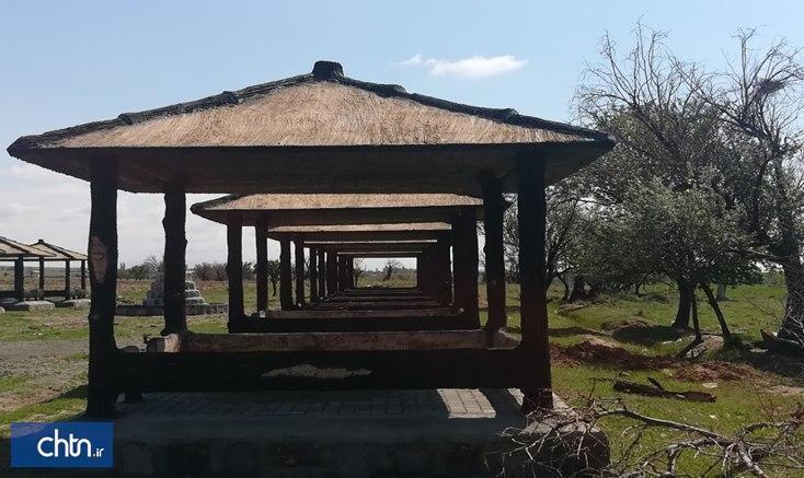 پیشرفت 75درصدی پروژه محوطه سازی کمپ گردشگری آغ کهریز در آذربایجان شرقی