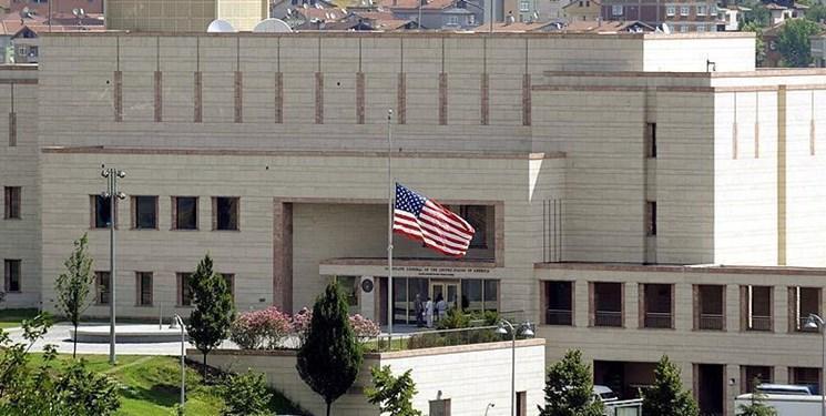 کرونا، توقف فعالیت تعدادی از سفارتخانه های آمریکا در کشورهای مختلف