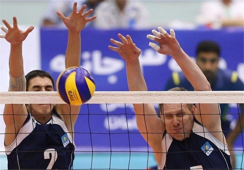 قزاقستان به فینال رسید
