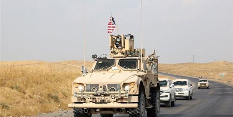 ممانعت ارتش سوریه از عبور 11 خودروی آمریکایی در حسکه