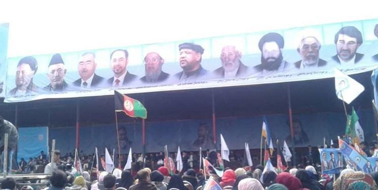 تیراندازی در مراسمی با حضور عبدالله در کابل؛ افزایش آمار کشته ها به 23 نفر