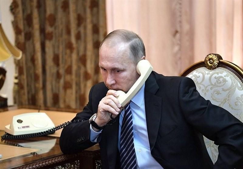 گفت وگوی تلفنی پوتین و نظربایف درباره سوریه