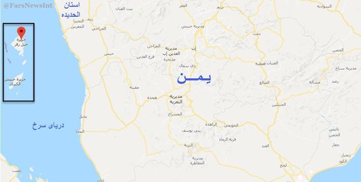 انصارالله یمن یک پهپاد جاسوسی نیروهای متجاوز را در الحدیده سرنگون کرد