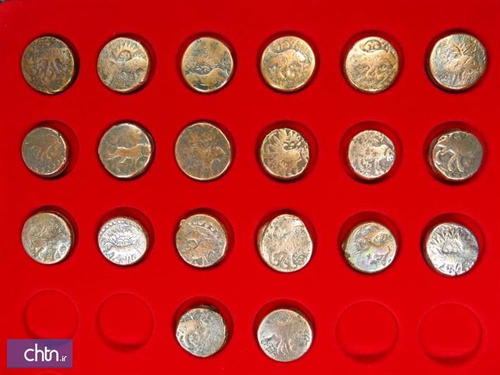 مرمت سکه های دوره صفوی در زنجان