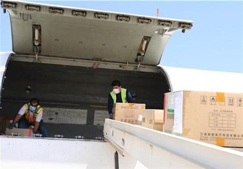 سومین محموله کمکی چین برای مقابله با کرونا وارد عراق شد