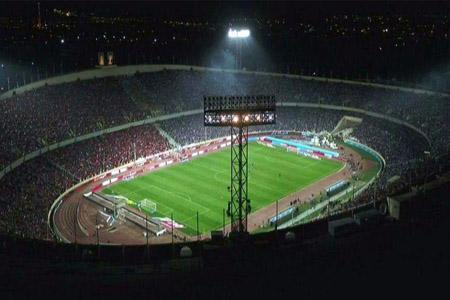 ورزشگاه آزادی پانزدهمین ورزشگاه برتر فوتبال دنیا