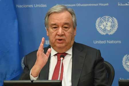 تاکید دبیرکل سازمان ملل بر دسترسی جهانی به واکسن کرونا